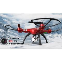Syma X8HG 2,4GHz HD kamerás drón