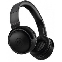 MAXELL BT-B52 Bluetooth headset, integrált mikrofon, 3.5mm Jack, Fekete