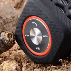 Quazar Loudbox speaker 5000 mAh powerbankkel