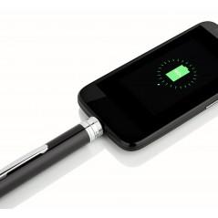 Quazar Powerpen - Vésztöltővel kombinált érintőceruza és toll