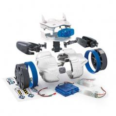Cyber talkie robot