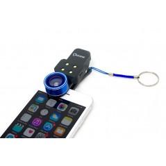 Quazar Mobil Lens 4X LED lencse szett