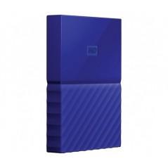 Western Digital My Passport 1TB USB3.0 kék külső merevlemez
