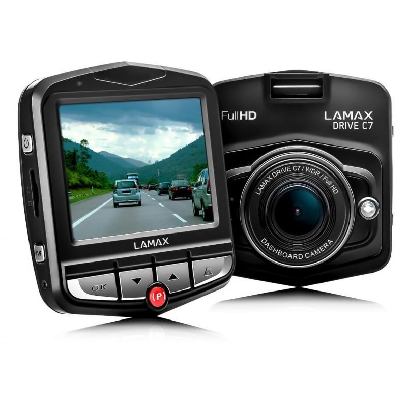 Lamax Drive C7 autós kamera