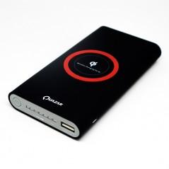Qi Charger Power bank - vezeték nélküli töltős külső akkumulátor
