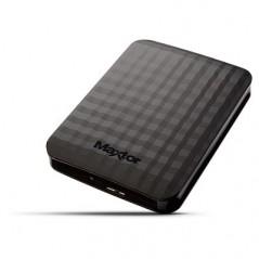 "Maxtor 1TB M3 Portable 2,5"" Külső HDD USB3.0 Fekete"