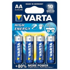 Varta High Energy AA LR6 4 db Ceruzaelem
