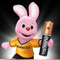 Duracell Plus Power MN2400 AAA LR03 4 db Micro elem