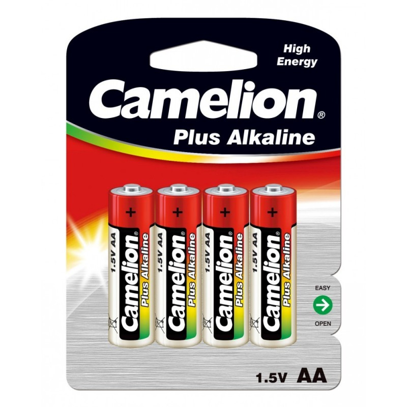 Camelion Plus Alkaline AA LR6 4 db ceruzaelem