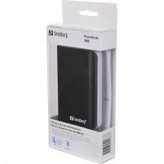 Sandberg PowerBank 7800 mAh (LED lámpa, 1A + 2,1A USB kimenet)