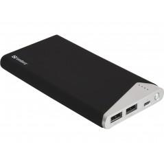 Sandberg PowerBank 10000mAh külső akkumulátor (1A + 2,1A USB kimenet)