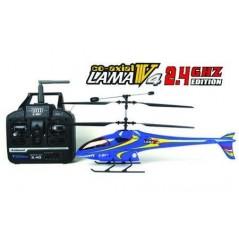 E-Sky Lama V4 2,4 Ghz RC helikopter + Szimulátor
