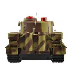 UF: Német Tigris Tank RTR 1:24