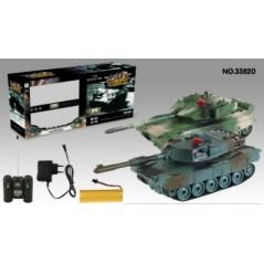 UniFun Abrams M1A2 és Kínai 96 1:32 távirányítós tank szett