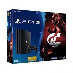 Sony Playstation 4 Pro 1 TB konzol + Gran Turismo Sport csomag