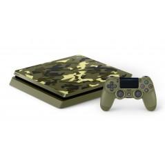 Sony Playstation 4 Slim 1 TB konzol + Call of Duty WWII limitált csomag