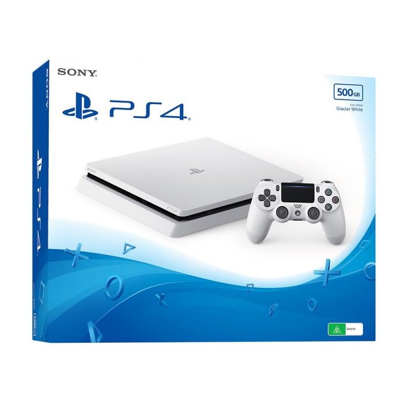 Sony Playstation 4 SLIM 500 GB Fehér