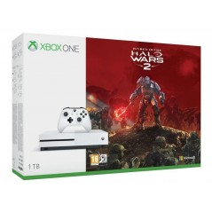 Microsoft Xbox One S gép 1TB + Halo Wars 2 Ultimate Edition