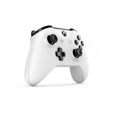 Xbox One vezetéknélküli kontroller, fehér