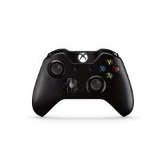 Microsoft Xbox One vezeték nélküli kontroller, fekete (6CL-00002)