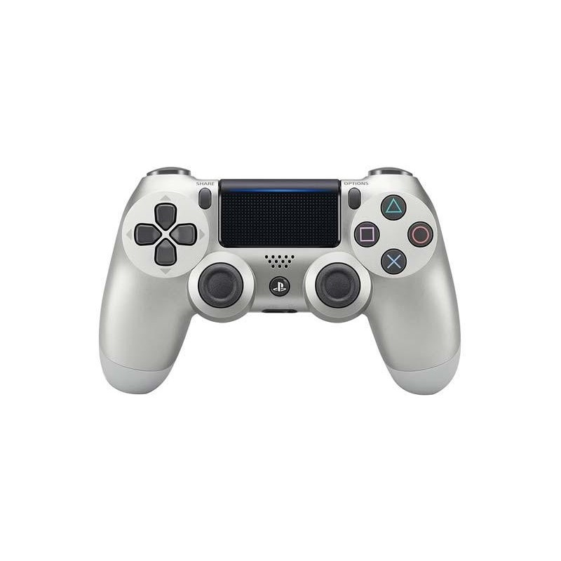 Sony Playstation Dualshock 4 V2 ezüst (PS4)