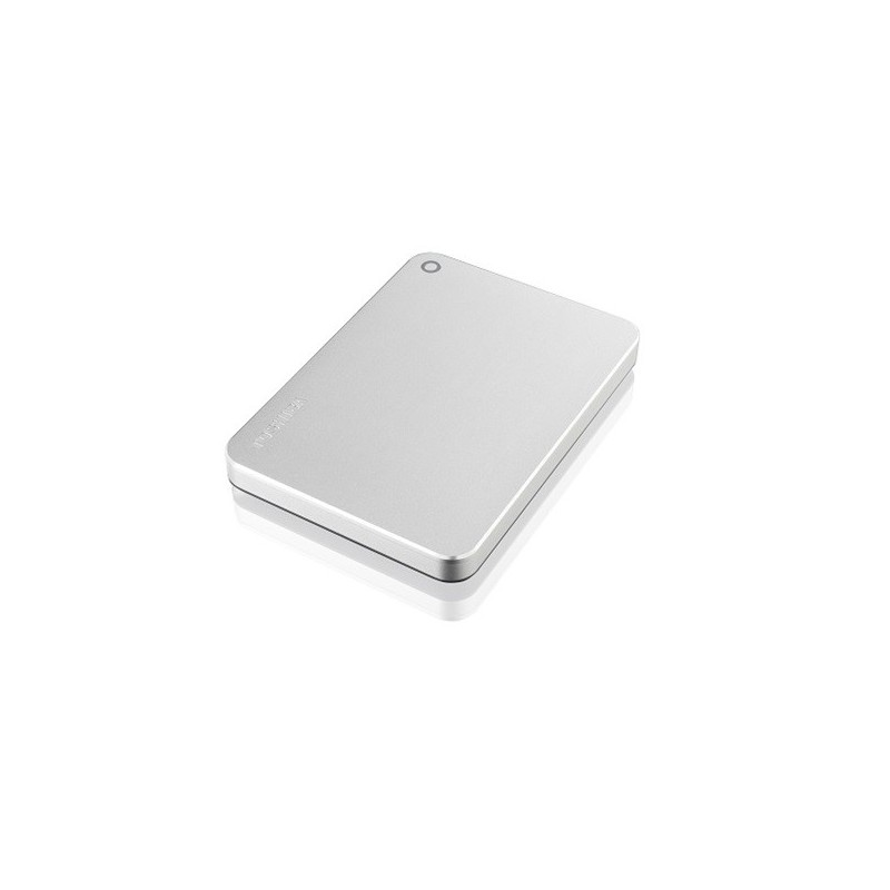 "Toshiba 1TB Canvio Premium Ezüst  2,5"" USB3.0 Külső HDD"