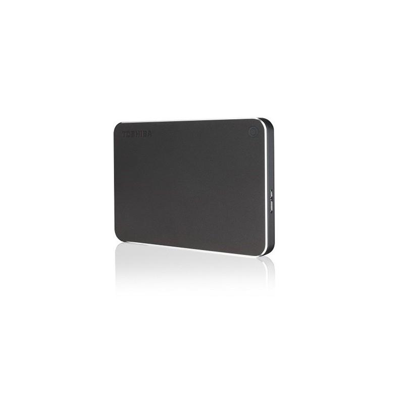"Toshiba 2TB Canvio Premium Fekete 2,5"" USB3.0 Külső HDD"