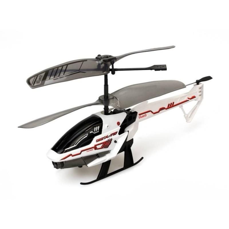 Silverlit Spy Cam III távirányítós játékhelikopter kamerával