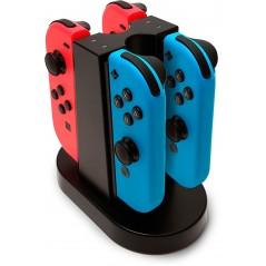 Bigben Quad Charger 4 kontroller töltéséhez (Nintendo Switch)