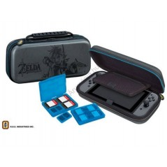 Nintendo Switch Keménytok, The Legend of Zelda, szürke, NNS44