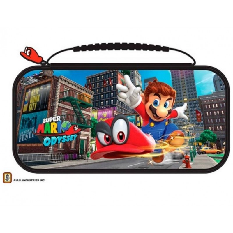 Nintendo Switch Keménytok, Mario Odyssey, NNS58