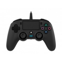 Bigben Nacon vezetékes kontroller fekete színben (PS4)