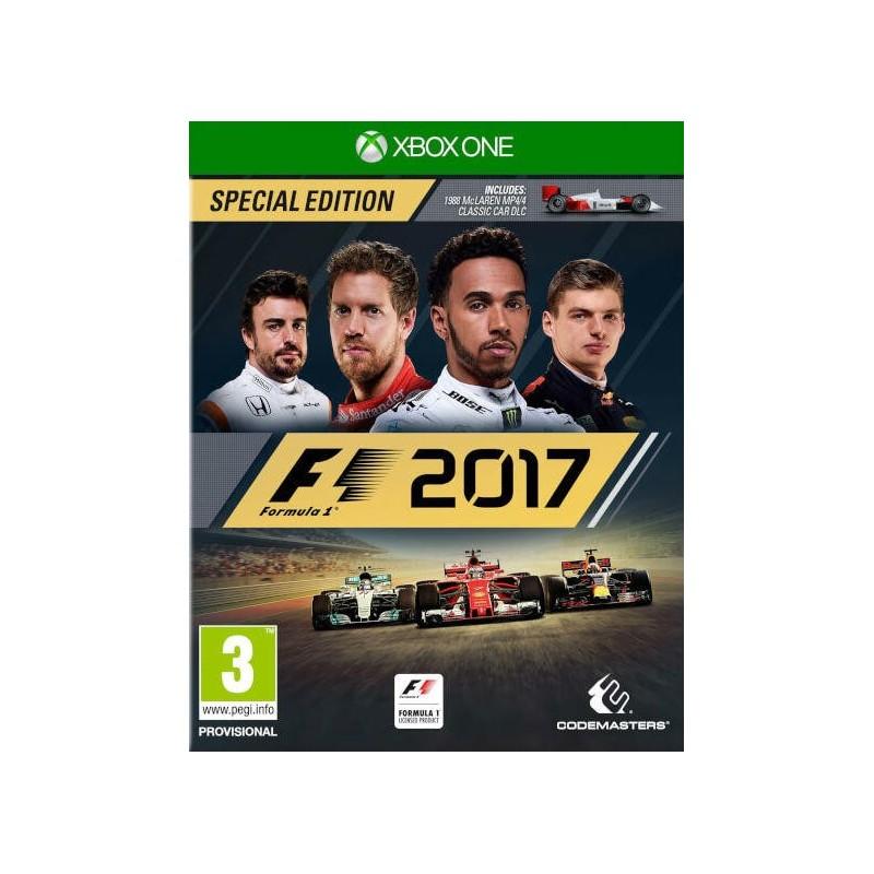 Codemasters F1 2017 - Xbox One