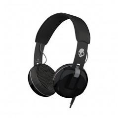 Skullcandy Grind mikrofonos fejhallgató fekete/szürke