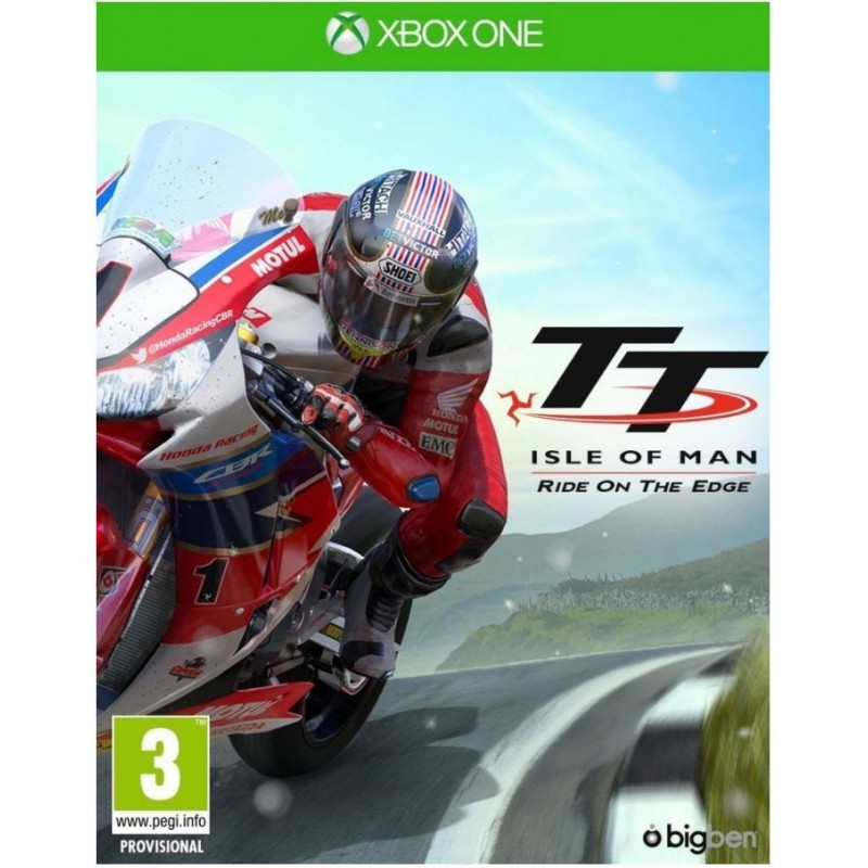Bigben TT Isle of Man (Xbox One)