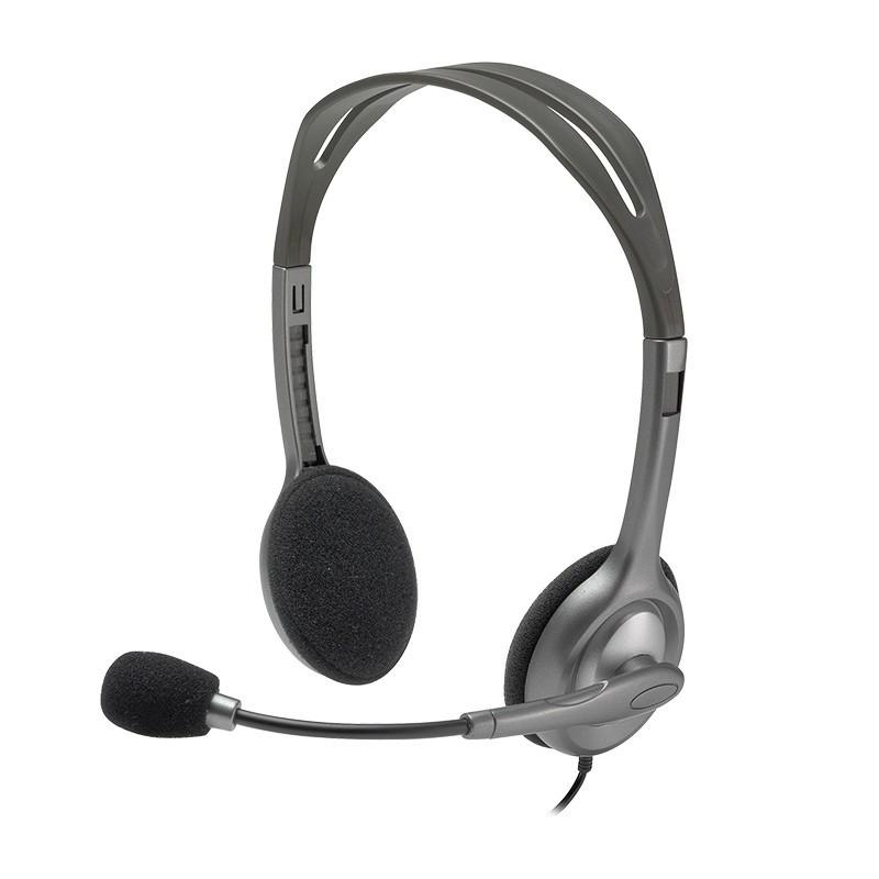 Logitech H111 Headset mikrofonos fejhallgató