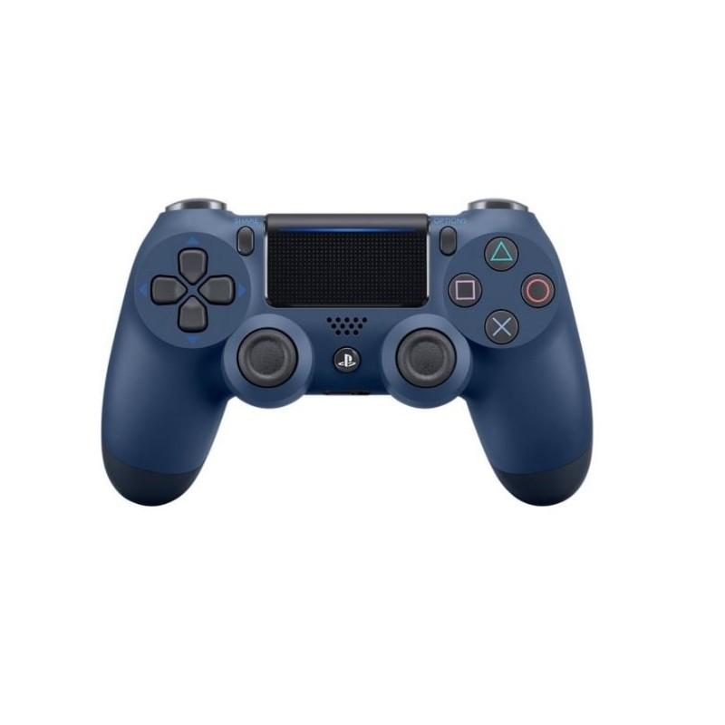 Sony Playstation DualShock 4 V2 Midnight Blue vezeték nélküli kontroller (PS4)