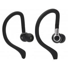 Sandberg Sports Earphones mikrofonos fülhallgató 125-97 (fekete, fülre rögzíthető)