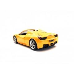 Double Eagle Sport Cabrio 1:14 sárga távirányítós, RC autó