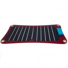 Quazar Q-Solar Panel 7W-os napelemes töltő