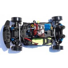 Himoto EDC-16 (HSP Flying Fish 2) RC 2,4 GHz távirányítós autó
