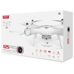Syma X25 PRO GPS, 720p FPV, WiFi kamerás drón