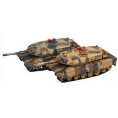 UniFun Abrams 1:16 RC 2,4 GHz távirányítós tank szett