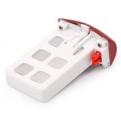 Syma X5UW akkumulátor, 3.7V 500 mAh LiPo, piros