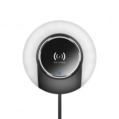 Quazar Q-Night Light Vezeték nélküli töltős éjjeli lámpa