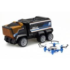 Silverlit DRONE Mission 2.4 GHz kezdő drón és autó szettben