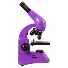 Levenhuk Rainbow 50L PLUS Amethyst / Ametiszt mikroszkóp