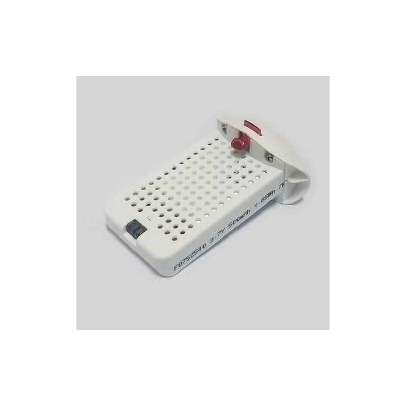 Syma X23 / X23W akkumulátor (fehér)