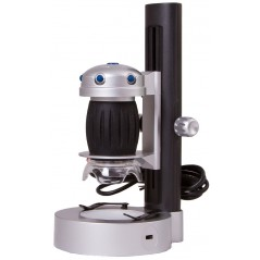 Bresser National Geographic digitális USB-mikroszkóp állvánnyal