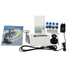 Bresser LCD 50x-2000x mikroszkóp